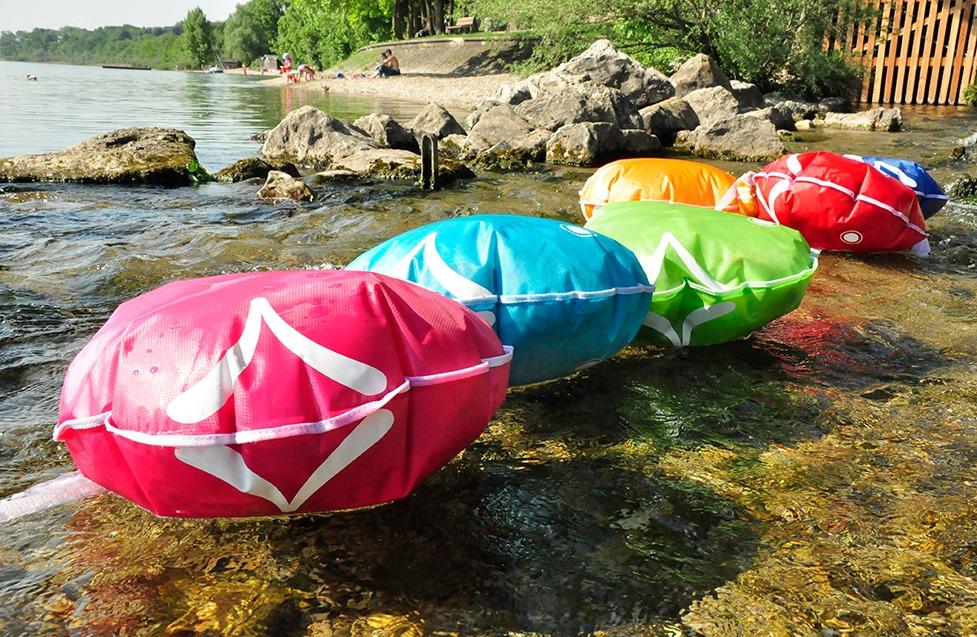 Backpack Nylon Waterproof for swimming