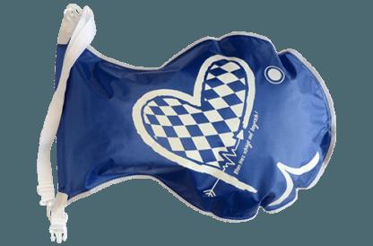 Bayernwickelfisch 16Liter